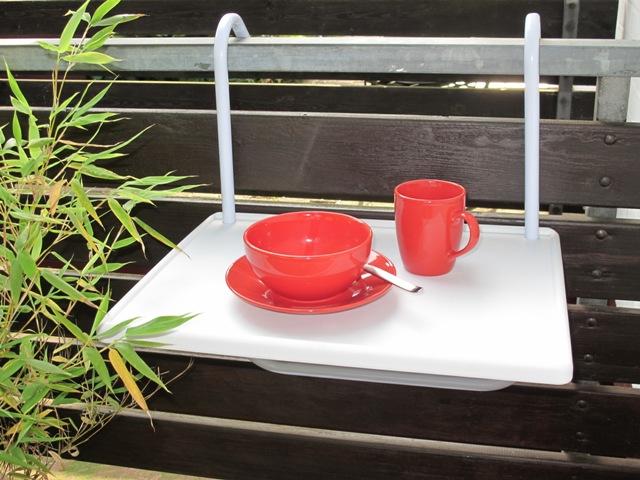 posten 8 x balkontisch 52 x 40 cm kunstoff h ngetisch seitentisch tisch yx a7 ebay. Black Bedroom Furniture Sets. Home Design Ideas