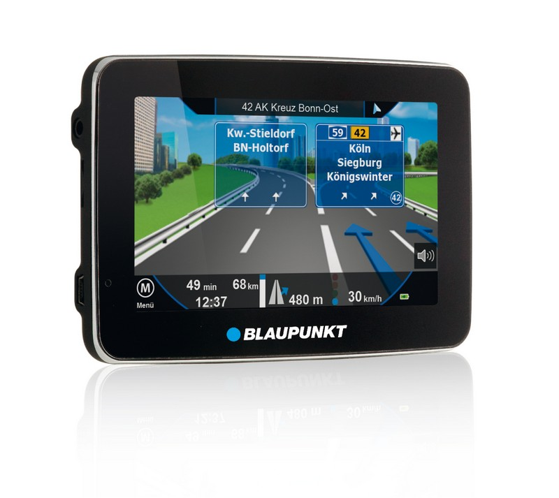 blaupunkt navi travelpilot 40 tmc 4 3 zoll 10 8 cm. Black Bedroom Furniture Sets. Home Design Ideas