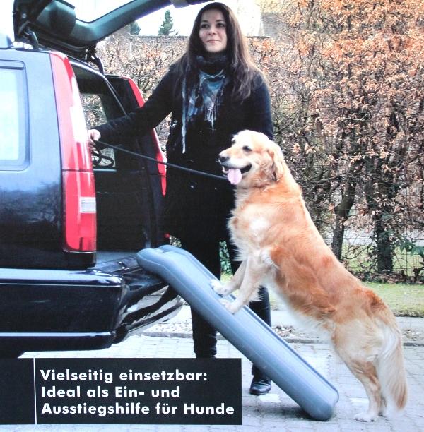 auto rampe hunderampe leicht und robust hund haushalt. Black Bedroom Furniture Sets. Home Design Ideas